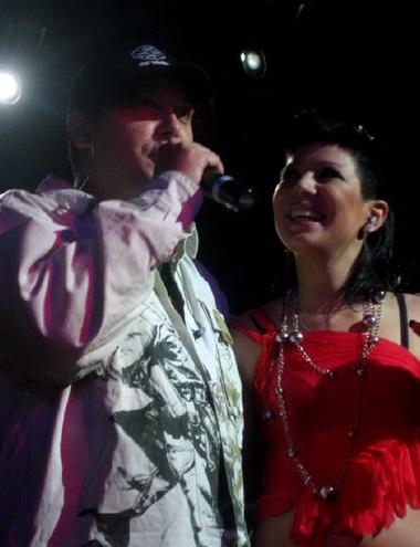 Влад Валов и Елка